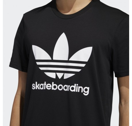 Adidas Clima 3.0 Tee t-shirt a manica corta da uomo con logo skateboarding