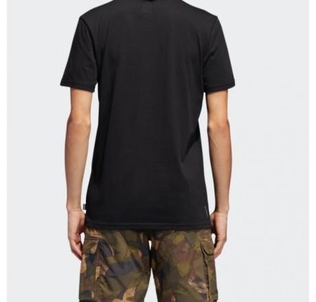 Adidas Clima 3.0 Tee t-shirt a manica corta da uomo con logo