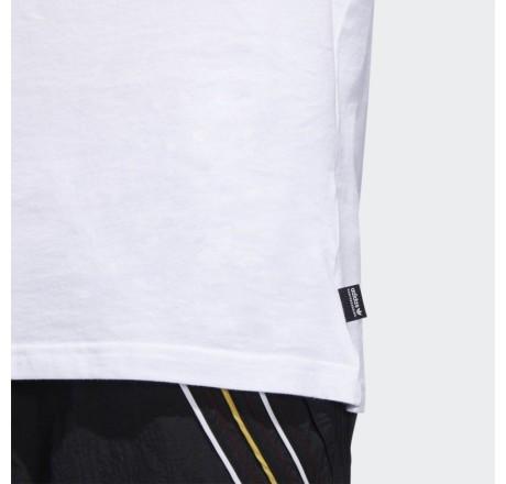 Adidas Evison Bb Fill t-shirt a manica corta da uomo con logo