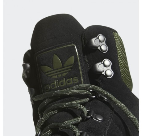 Adidas Jake 2.0 scarpe outdoor impermeabili dettaglio ganci
