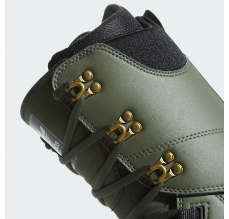Adidas Samba ADV scarponi da snowboard dettaglio lacci