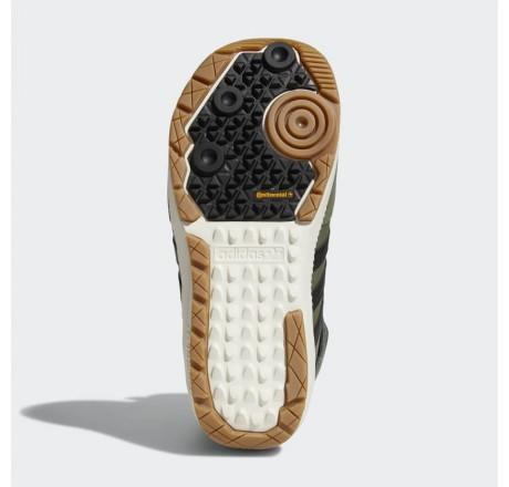 Adidas Samba ADV scarponi da snowboard dettaglio suola