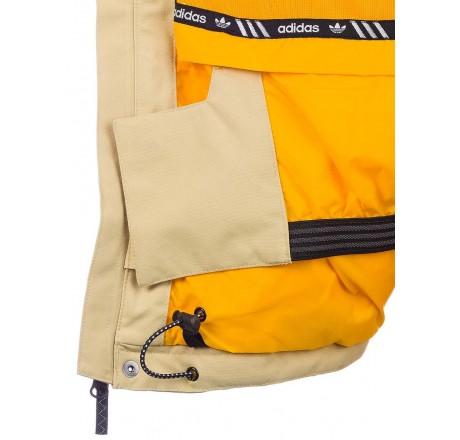 Adidas Utility Jacket giacca snowboard da uomo tasche interne