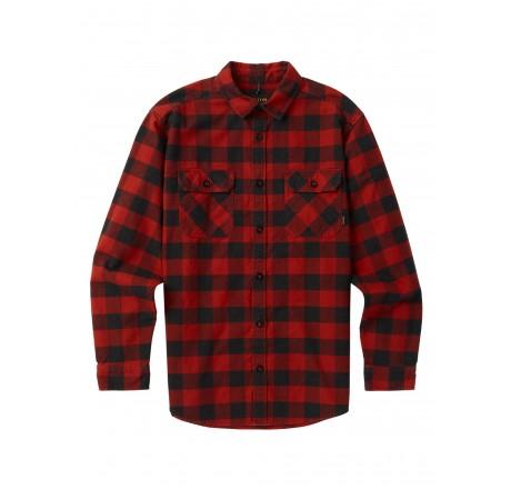 Burton Brighton Flannel camicia a quadri in flanella da uomo