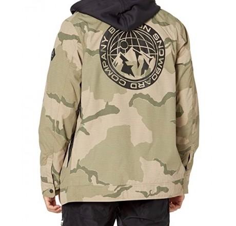 Burton Dunmore Jacket giacca snowboard da uomo