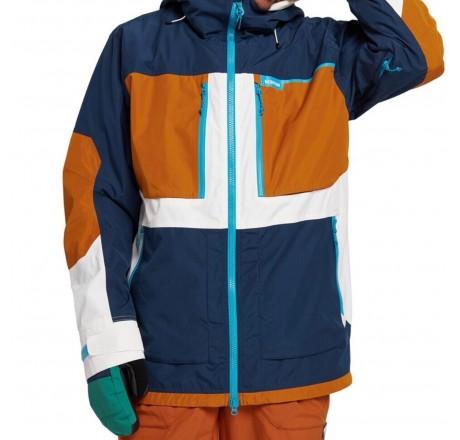 Burton Frostner Jacket giacca snowboard da uomo anni 90