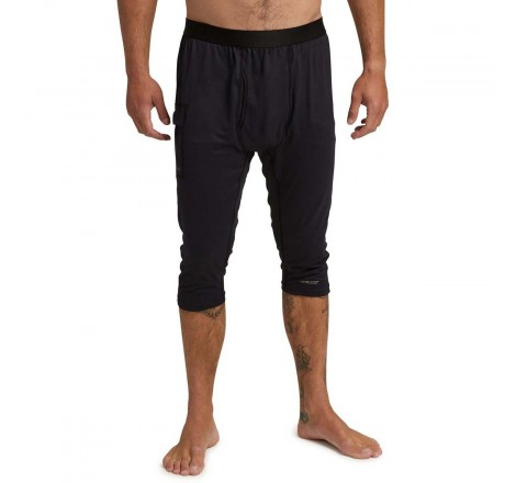 Burton Midweight Base Layer Shant pantaloni termici 3/4 da uomo