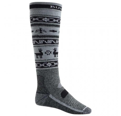 Burton Performance Midweight Sock calze funzionali snowboard da uomo