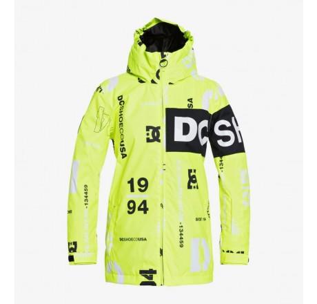 Dc Shoes Propaganda giacca snowboard da ragazzo