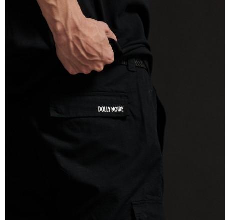 Dolly Noire Cargo Ripstop pantaloni con tasche laterali da uomo