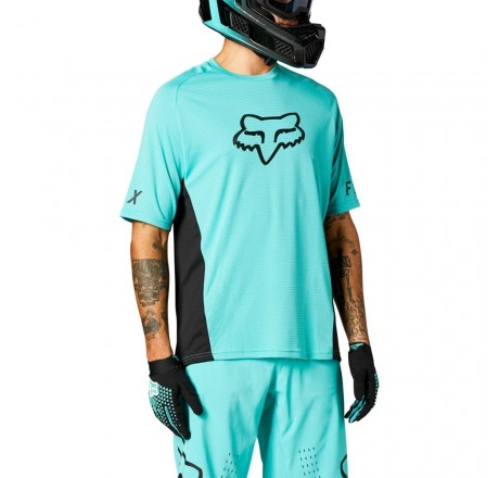 Fox Racing Defend t-shirt a manica corta da uomo da mountain bike