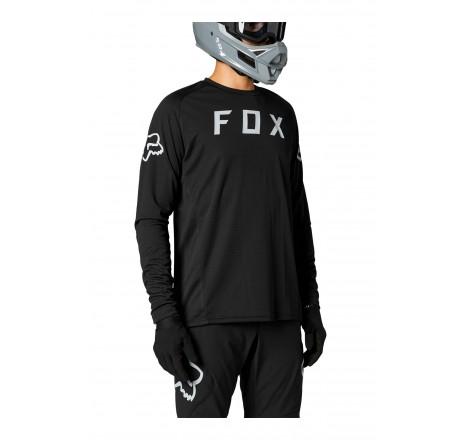 Fox Racing Defend t-shirt a manica lunga da uomo da mountain bike