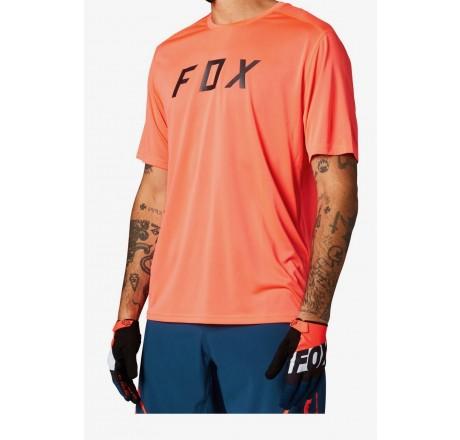 Fox Racing Ranger t-shirt da uomo a manica corta in tessuto tecnico da mountain bike
