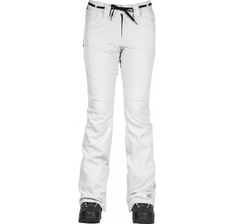 L1 Heartbreaker Twill pantaloni da snowboard da donna grigi