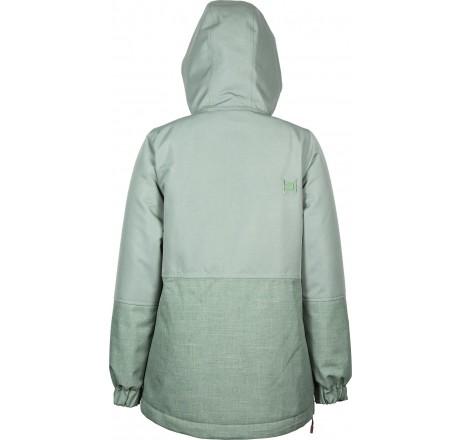 L1 Prowler Jacket giacca snowboard da donna modello anorak