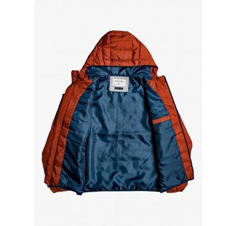 Quiksilver Scaly giacca puffer da ragazzo dettaglio interno
