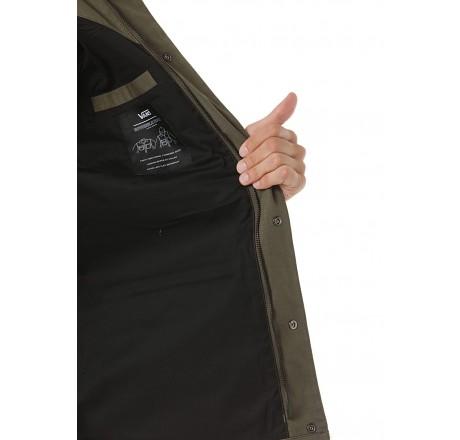 Vans Drill Chore giacca leggera idrorepellente da uomo dettaglio interno