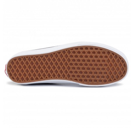 Vans Sport scarpe basse in pelle scamosciata da uomo suola waffle
