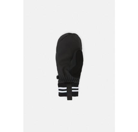 Volcom Bistro Mitt guanti snowboard a muffola da donna neri