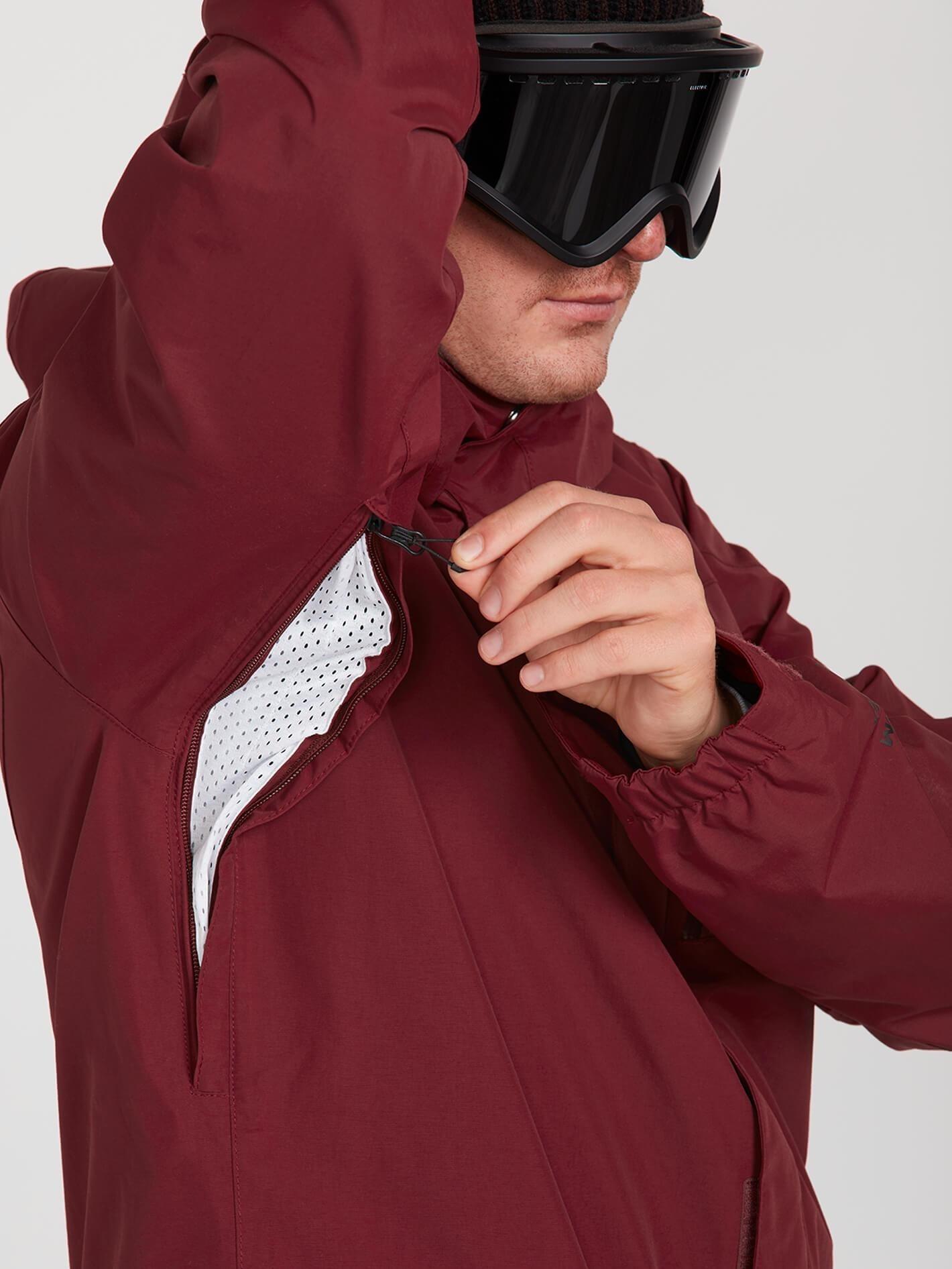 Volcom L Insulated GORE TEX Jacket giacca snowboard da uomo