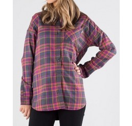 Burton Grace Long Sleeve Flannel