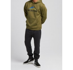 Burton Oak Seasonal Pullover Fleece