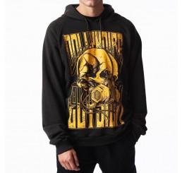 Dolly Noire Elysium Skull Hoodie