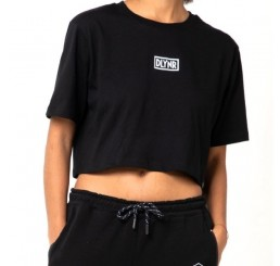 Dolly Noire Logo Crop Top