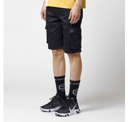 Dolly Noire Shorts Ripstop Black