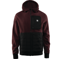 Thirtytwo Filter Polar Fleece Zip Hood