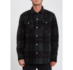 Volcom Bowered Fleece Over Shirt