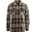 Thirtytwo Drifter Fleece giacca camicia reversibile da uomo