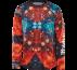 Thirtytwo Ridelite maglia termica a maniche lunghe da uomo